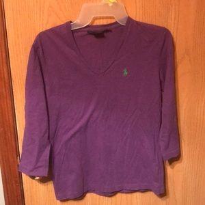 Girls Ralph Lauren shirt
